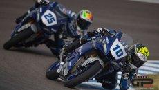 SBK: 2021 Yamaha R3 bLU cRU European Cup Calendar Update