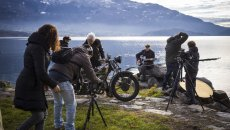 """Moto - News: ASI: """"Il coraggio di andare oltre"""", il docufilm indipendente per Moto Guzzi"""
