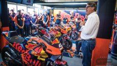 "Moto - News: Pierer: ""Ducati is the Ferrari of bikes, KTM tried to buy them"""