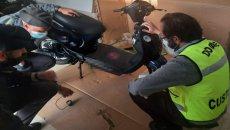 Moto - News: Palermo: la G.d.F. ha sequestrato degli scooter importati come biciclette