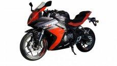 Moto - News: Benelli BN 302R 2021: dalla Cina le prime indiscrezioni