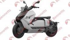 Moto - News: BMW CE-04 2021: ecco come sarà il nuovo scooter elettrico bavarese