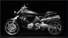 Moto - News: Brough Superior Lawrence 2021: eleganza classic in fibra di carbonio