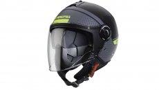 Moto - News: Caberg Riviera V4, casco demi jet non solo per la città