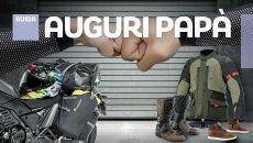 Moto - News: Festa papà: guida al regalo per i motociclisti