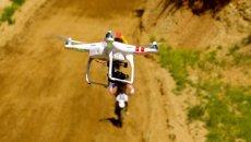 Moto - News: Regno Unito: la polizia alza i droni contro i ladri (e gli enduristi)