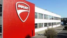 Moto - News: Canale di Suez: il cargo bloccato frena l'export Ducati