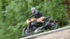 Moto - News: Harley-Davidson LiveWire, più peso, meno potenza ma maggior durata?