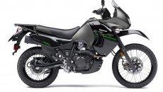 Moto - News: Kawasaki: ritornano i modelli storici GPZ, KLR e KLX?