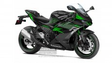Moto - News: Kawasaki Ninja 700R, in arrivo una nuova supersportiva anti RS 660?