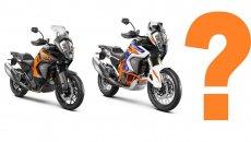 Moto - News: KTM, è in arrivo una terza 1290 Super Adventure?