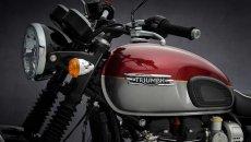Moto - News: Triumph, in arrivo un modello con motore monocilindrico da 250 cc?