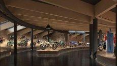 Moto - News: Passo del Rombo: riapre in inverno il museo di moto più alto d'Europa