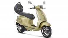Moto - Scooter: Vespa compie 75 anni e li festeggia con una serie speciale, foto e caratteristiche