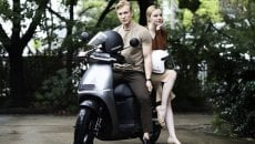 Moto - Scooter: Horwin EK3 2021: tanta tecnologia per il nuovo scooter elettrico