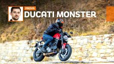 Moto - Test: Ducati Monster 2021 - TEST