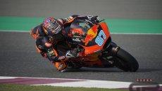 Moto2: Test Qatar - Gardner comanda al debutto con Ajo, Bulega miglior italiano