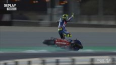 Moto2: Fractures for Corsi and Ramirez: both will skip the Qatar GP