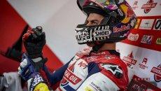 "Moto2: Di Giannantonio: ""We will soon announce the bike I will use in MotoGP"""