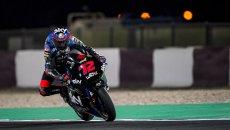 """Moto2: Bezzecchi: """"Le sensazioni sulla moto sono buone, posso migliorare nella guida"""""""
