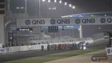 Moto2: Tests limited for Moto2 in Qatar: maximum 37 laps per day