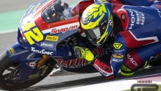 Moto2: Ramirez in testa al Triumph Triple Trophy dopo il GP del Qatar