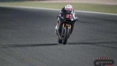 Moto2: Test Qatar - Vierge comanda la classifica davanti a Canet