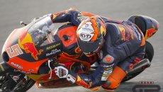 Moto3: GP Qatar - Masia vince davanti al debuttante Acosta, doppietta KTM