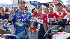 """MotoGP: Ferrari: """"Ero a casa col COVID, Aprilia mi ha chiamato per fare il collaudatore"""""""