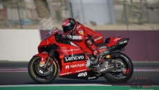 """MotoGP: Bagnaia: """"The front holeshot? It makes a big difference."""""""
