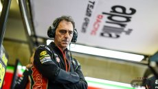 """MotoGP: Albesiano: """"Stabilità, aerodinamica e facilità di guida per essere al top"""""""