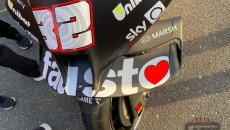 MotoGP: Aprilia in the name of Gresini: the writing Fausto and a heart on the wings