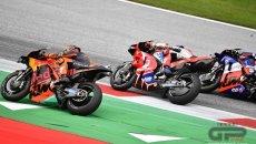 MotoGP: Limiti del tracciato: cartellino giallo anche con solo una ruota fuori