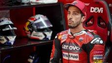 """MotoGP: Dovizioso: """"Ducati aveva sempre lo stesso limite e non venivo ascoltato"""""""