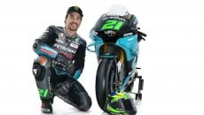 """MotoGP: Morbidelli: """"Valentino Rossi and I will learn from each other."""""""