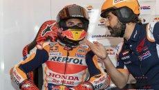 """MotoGP: Santi Hernandez: """"Quando Marquez tornerà penserà al titolo, come noi"""""""