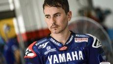 MotoGP: Jorge Lorenzo e l'insostenibile leggerezza dell'essere