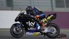 MotoGP: Prove di partenza a Losail: Marini armeggia con il device Ducati