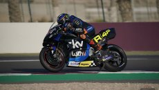 "MotoGP: Marini shrugs off being faster than Valentino ""I just had to ride, he develops the Yamaha"""