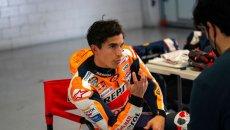 MotoGP: ULTIM'ORA - Marc Marquez salta il Qatar: i medici hanno detto no