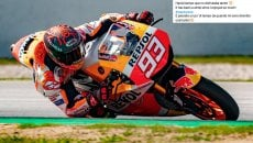"MotoGP: Marquez: ""It's been a long time since I've had so much fun""."