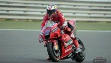 MotoGP: Dominio Ducati a Losail: Miller 1°, Bagnaia 2°, poi Quartararo. Rossi 9°