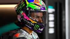 """MotoGP: Morbidelli: """"Sono triste, non riuscivo a guidare, avvertivo l'ammortizzatore sgonfio"""""""