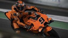 """MotoGP: Petrucci: """"Marquez ha chiuso la curva, ci siamo toccati e sono caduto"""""""