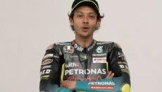 """MotoGP: VIDEO - Valentino Rossi: """"Con Petronas è tutto nuovo, ma non cambierà nulla"""""""