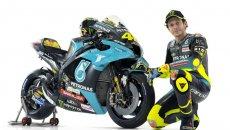 """MotoGP: Rossi: """"Con Petronas inizia una nuova sfida, voglio lottare per vincere"""""""