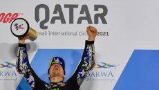 """MotoGP: Vinales: """"Ho ritrovato la Yamaha grazie a Crutchlow che guida come me"""""""