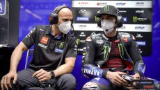 """MotoGP: Vinales: """"I'll get vaccinated and the booster between the two GPs. It's a great opportunity."""""""