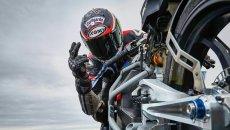"""News: Voglia di record per Max Biaggi: """"Supererò i 410km/h con una moto"""""""