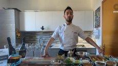 News: Master of Hospitality Home Edition: cappellaci ripieni di baccalà mantecato